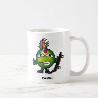 Taza de PunkBall