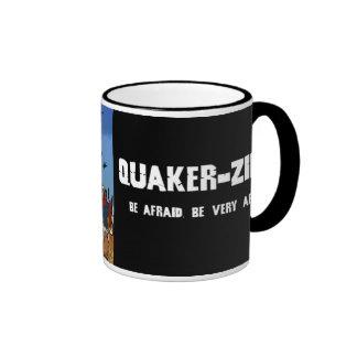 Taza de QuakerZilla