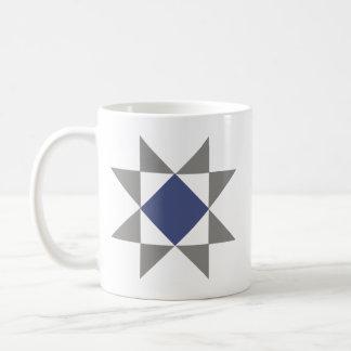 Taza de Quilters, taza de café, amo el acolchar de