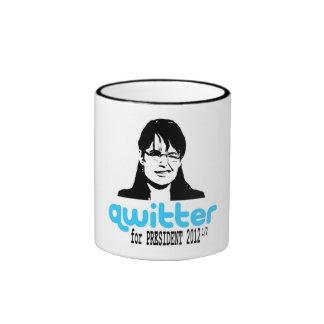 Taza de Qwitter