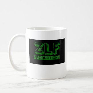 Taza de radio de las producciones Z de ZLF