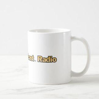 Taza de radio de SHOUTcast