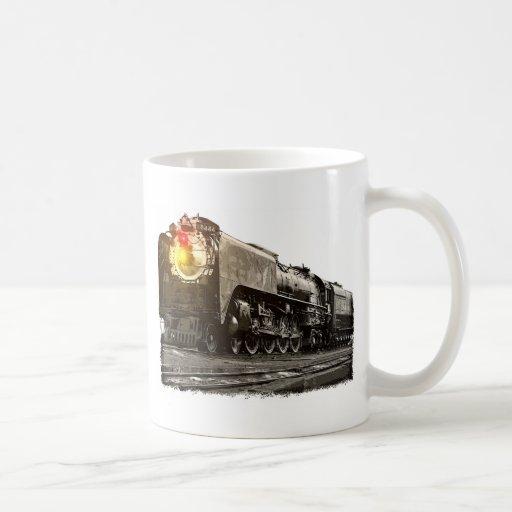 Taza de Railroadiana