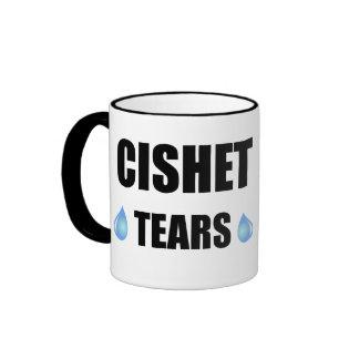 Taza de rasgones de Cishet