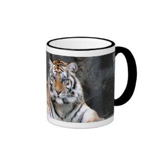 Taza de reclinación del tigre