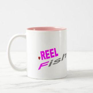 Taza de ReelFisherGirl