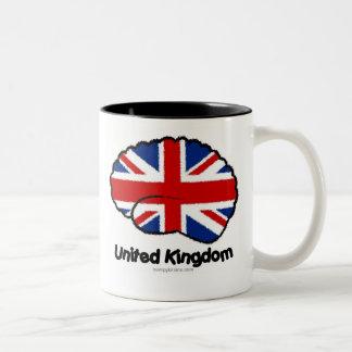 Taza de Reino Unido del Lóbulo-Trotón