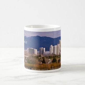 Taza de Reno/imágenes caseras del planeta