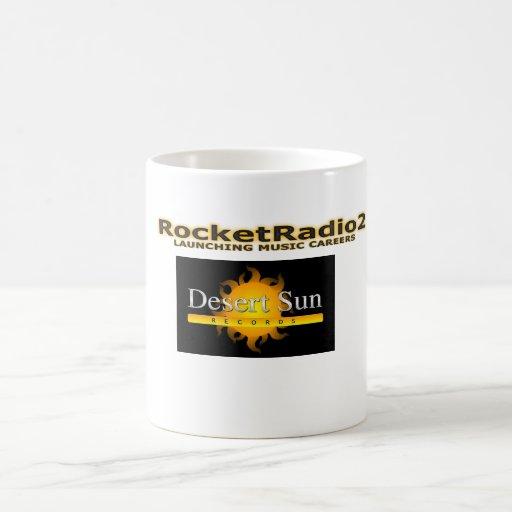 taza de RocketRadio2.com