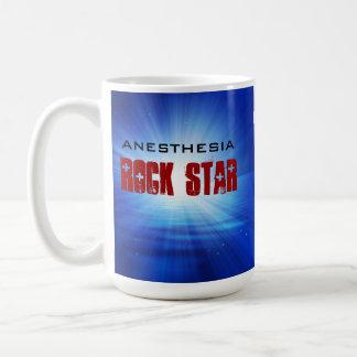 Taza de RockStar de la anestesia