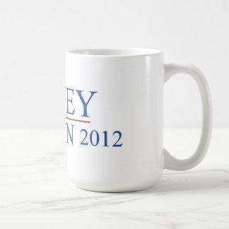Taza de Romney Ryan 2012