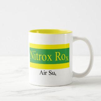 Taza de Rox del Nitrox