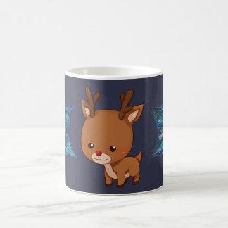 Taza de Rudolph del bebé