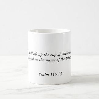 Taza de salvación