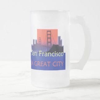 Taza de SAN FRANCISCO