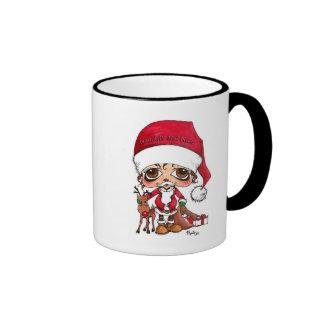 Taza de Santa y de Rudolf