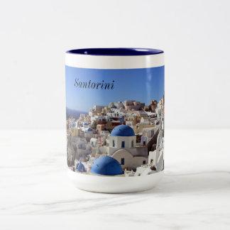 Taza de Santorini