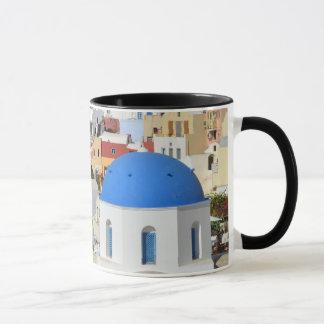 Taza de Santorini Oia