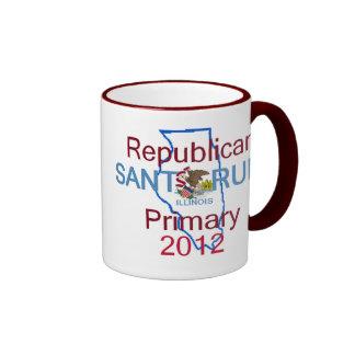 Taza de Santorum ILLINOIS