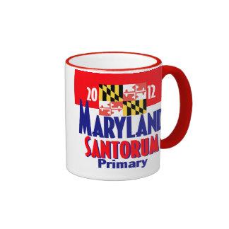 Taza de Santorum MARYLAND