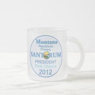Taza de Santorum MONTANA