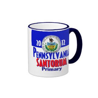Taza de Santorum PENNSYLVANIA