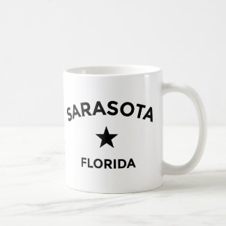 Taza de Sarasota la Florida
