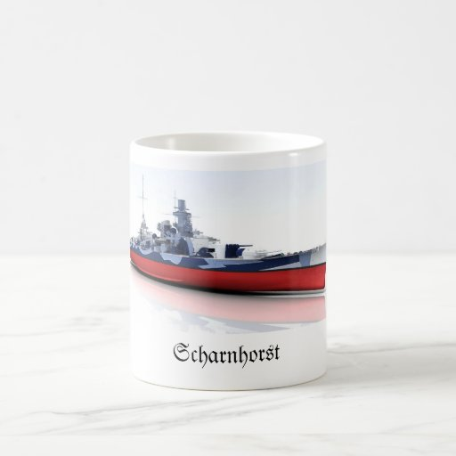 Taza de Scharnhorst