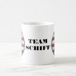 Taza de Schiff del equipo