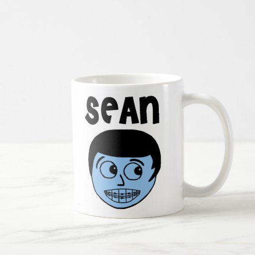 Taza de Sean