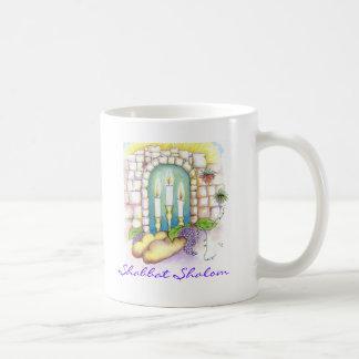 Taza de Shabbat Shalom