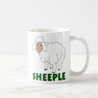 Taza de Sheeple
