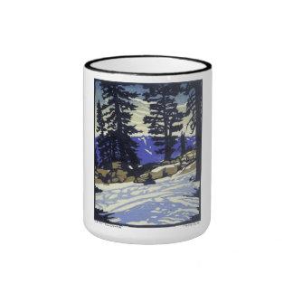 Taza de Sierra Snowbank