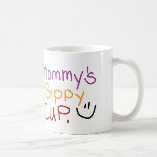 Taza de Sippy de la mamá - un regalo divertido par