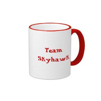 Taza de Skyhawk del equipo