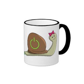 Taza de Snailie