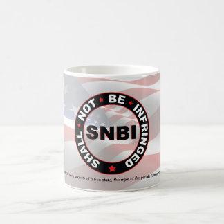 Taza de SNBI