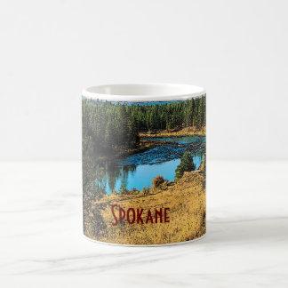 Taza de Spokane