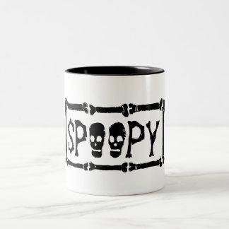 Taza de SPOOPY - inspirada por el fandom del