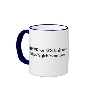 Taza de SQLChicken