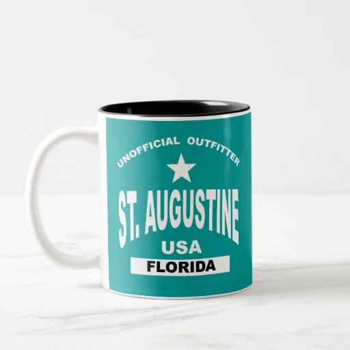Taza de St Augustine la Florida