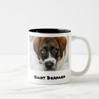 Taza de St Bernard