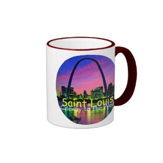 Taza de St. Louis