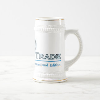 Taza de Stein de la cerveza del Smart-Comercio