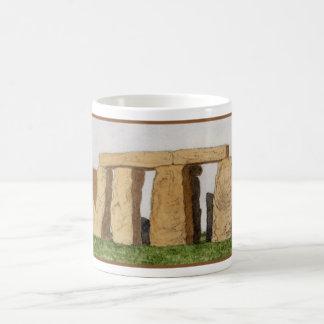 Taza de Stonehenge