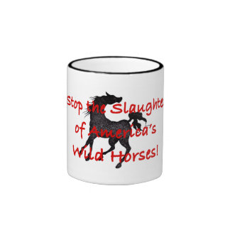 Taza de StopTheSlaughter