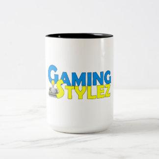 Taza de Stylez del juego