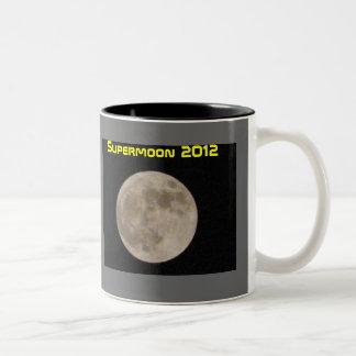 Taza de Supermoon 2012