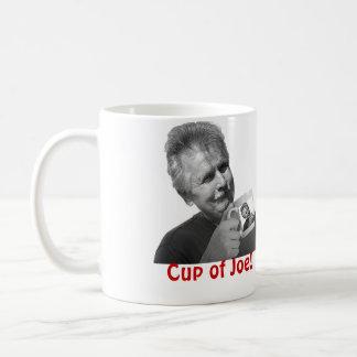 Taza de taza de café de Joe
