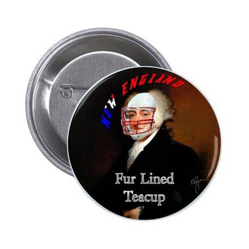 Taza de té de FurLined Pins